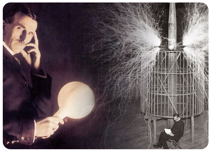 Изобретение электрическва